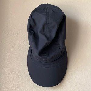 Lululemon Black Lightweight Baseball Cap